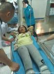 九寨沟7.0级地震:成都大学附属医院九寨沟分院接收多名伤员