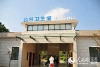 今年8月中旬,长江西路公厕正式投用,解决了附近办事市民的如厕难问题。