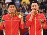 傅海峰四战全运独缺金牌 却无愧国羽一代传奇