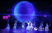 开幕式上具有江南特色的文艺表演