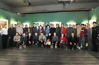 赵福才水彩作品展在海南国新书苑开展