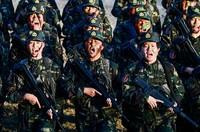 第75集团军某特战旅指挥通信连大学生女兵群体把理论学习获得的精神力量转化为备战打仗的强大动力,融入到打造特战精锐的使命担当。彭希摄影
