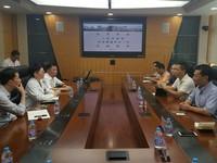 三亚副市长何世刚带队一行7人赴上海交通大学医学院附属仁济医院交流