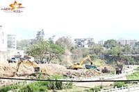 民营企业参与河道岸线洁化清理