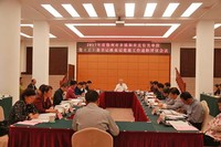 儋州召开2017年度乡镇和市直有关单位党(工)委书记抓党建工作述职评议会议