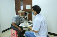 琼中:60名白内障患者接受免费复明手术