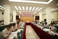 儋州召开市扶贫开发领导小组第7次会议暨市打赢脱贫攻坚战指挥部第6次会议