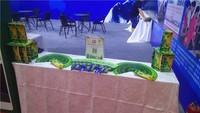 呀诺达雨林亮相2018第二届北部湾(海南儋州)旅游美食博览会