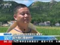 福建仙游:四十亩彩色水稻画  喜迎丰收节