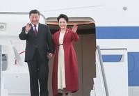 习近平开始对西班牙王国进行国事访问要闻