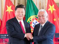 """习近平访问葡萄牙 这个国家愿成为""""一带一路""""欧洲枢纽要闻"""