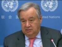 纽约:古特雷斯——叙利亚问题需政治解决