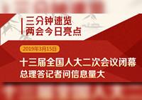 3月15日两会晚新闻:人大闭幕,总理答记者问释放何种信号? 策划03-15