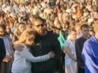 新西兰:克赖斯特彻奇枪击事件——新西兰民众哀悼枪击事件遇难者