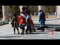 """肃北蒙古族自治县""""我和我的祖国""""快闪"""