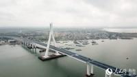 俯瞰海文大桥