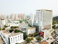 三亚中心医院(海南省第三人民医院,原农垦三亚医院)院貌