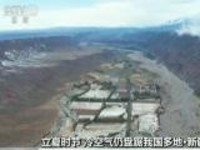立夏时节  冷空气仍盘踞我国多地·新疆:拜城县突降大雪