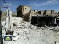 叙利亚政府军推进至伊德利卜省