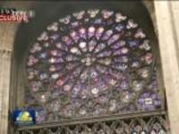 巴黎圣母院大火后内部画面首次公布