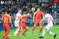中国U15选拔队将与朝鲜、伊朗、马来西亚角逐五源河