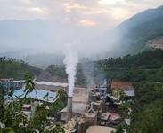 企业排放废气严重污染环境