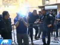 巴以地区:以警察开枪打死两名巴勒斯坦人
