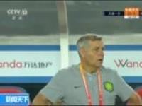 北京国安2比0客胜大连一方