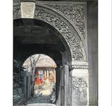 《东棉花胡同15号》 北京景山学校 陈昊 油画(张楠/摄)