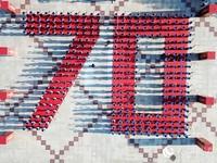 9月21日,赣州章贡区万余名市民齐唱红歌。