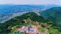 四川页岩气钻井平台