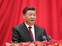 习近平等党和国家领导人出席国庆招待会 要闻