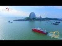 【70年70城】记住珠海!在这里,实现粤港澳大湾区的合作发展