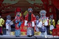 中国戏曲学院表演系多剧种办学10周年教学成果展演 河北梆子《大登殿》 学校/供图