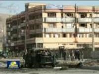 联播快讯:阿富汗首都汽车炸弹袭击致7人身亡