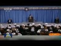 伊朗指责外部势力企图在伊制造混乱