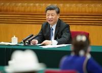 """习近平总书记与代表委员这样""""唠家常"""" 要闻05-28"""