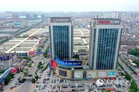 南昌市洪城路的洪城大市场即将迁往新址。(人民网 时雨摄)