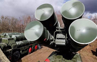 俄制S-400防空导弹系统(图片来源:环球网)
