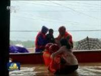 【新闻特写】向水而行 守护百姓生命财产安全