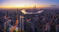上海·苏河湾中心示意图
