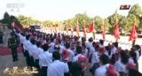 国家勋章和国家荣誉称号获得者在人民大会堂受到热烈欢迎