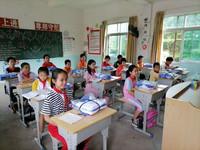 工行深圳分行长期致力于为回龙小学改善教学环境,多次开展助学慰问活动
