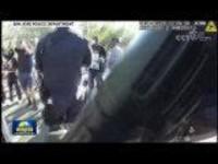 又一段美国警察暴力执法画面公布