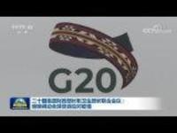 二十国集团财政部长和卫生部长联合会议:继续调动全球资源应对疫情