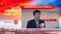 海南政协委员李仁君:加速制度集成创新 推进产业发展升级