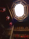 考亭古街古建筑內部天井。人民網 亞瑟夫 攝