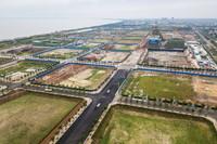 這是6月4日拍攝的海口江東新區起步區(無人機照片)。