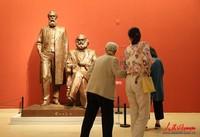 展覽現場。中國美術館供圖
