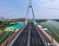 6月28日,魯西第一高橋聊城市中華路大橋通車。